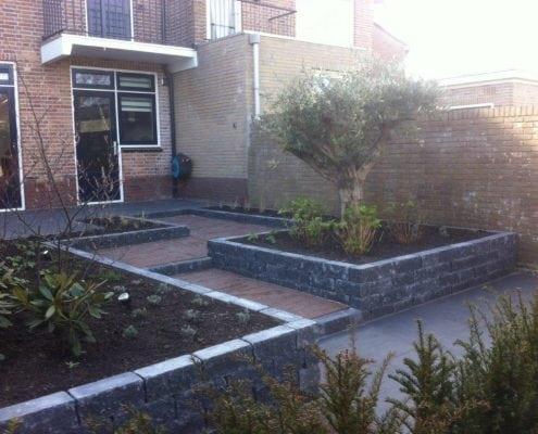 Aanleg tuin door Daniël Snijders