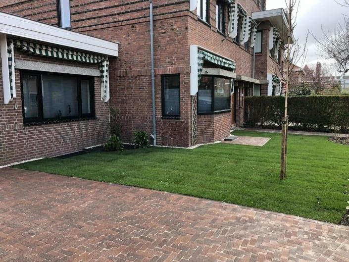 Tuinaanleg in Den Haag